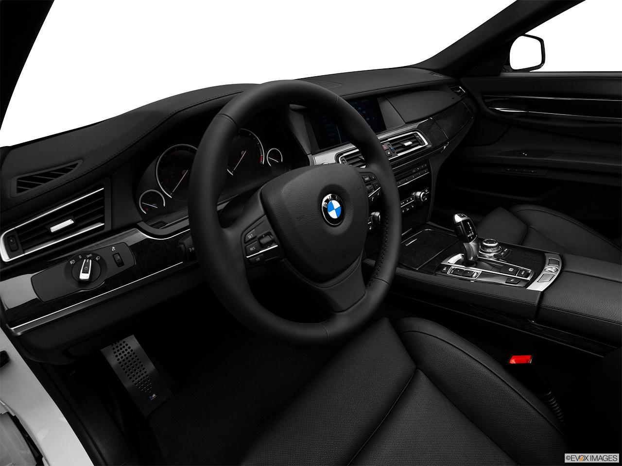BMW 7-Series 2012 Interior