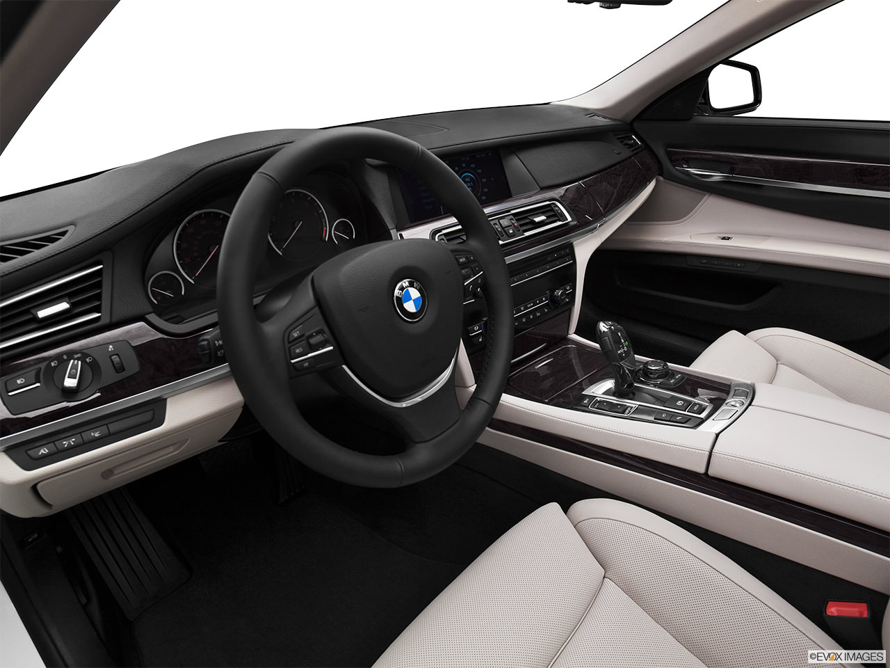 BMW ActiveHybrid 7 2012 Interior