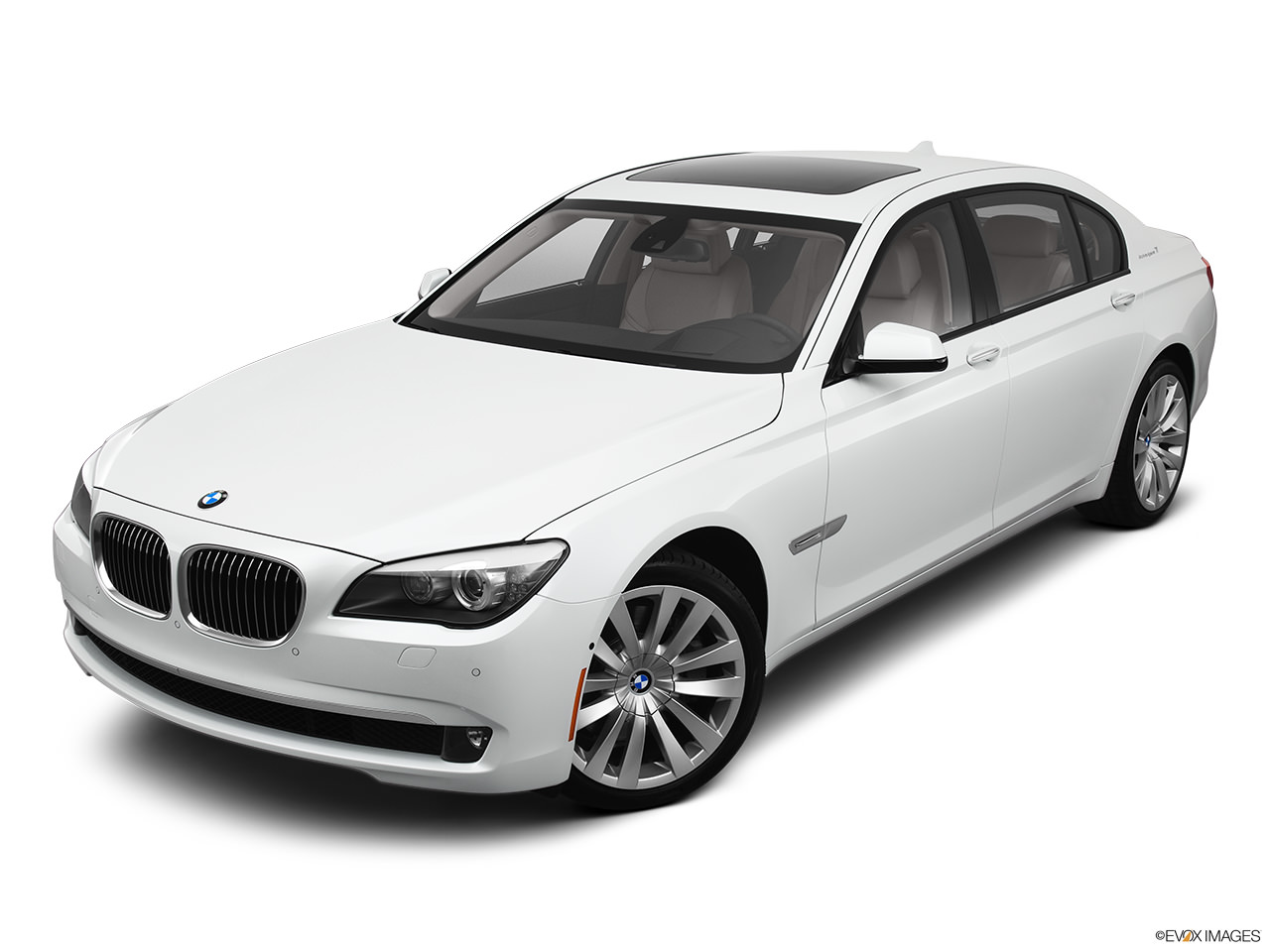 BMW ActiveHybrid 7 2012