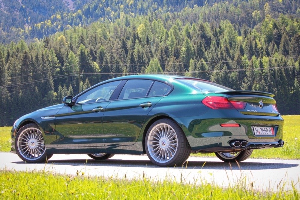 BMW Alpina B6 Gran Coupe