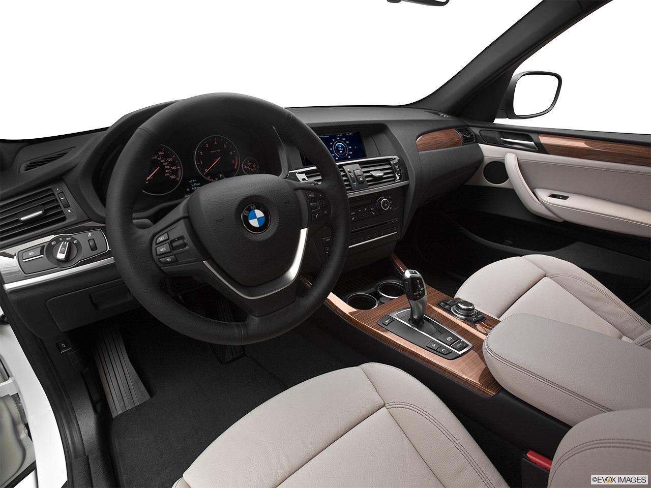 BMW X5 2012 Interior