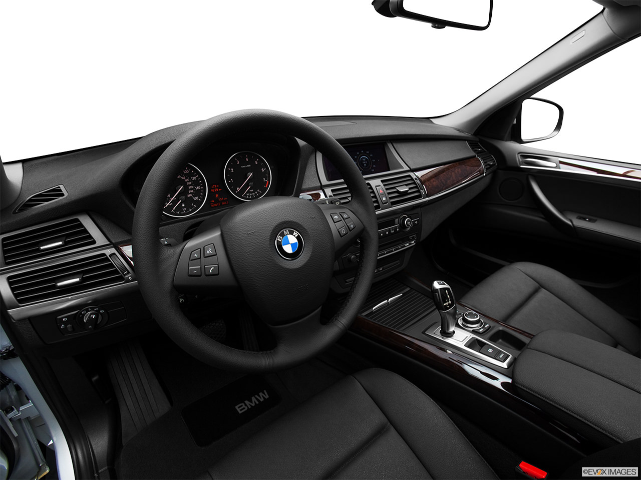 BMW X5 xDrive35d Interior