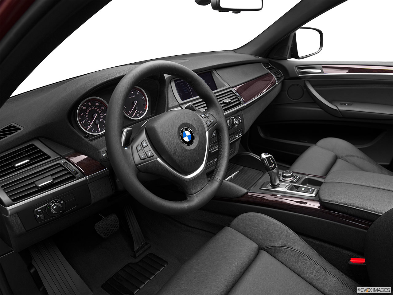 BMW X6 2012 Interior