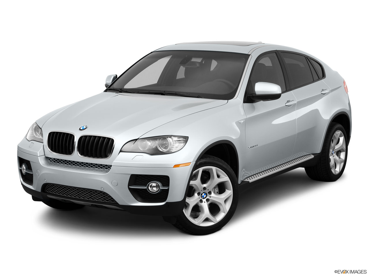 BMW X6 ActiveHybrid 2011