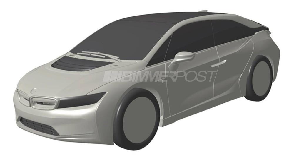 BMW i5 Patent