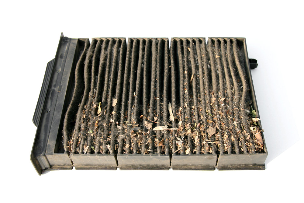 Bad Condition Air Filter
