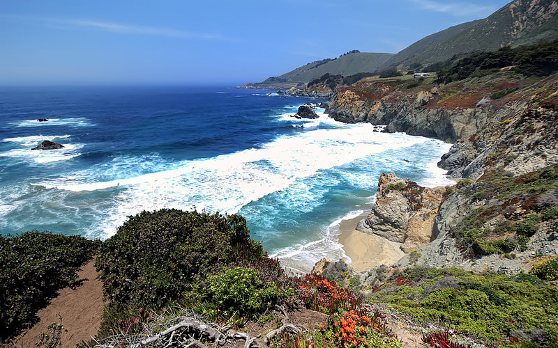 Big Sur Coast Southern California