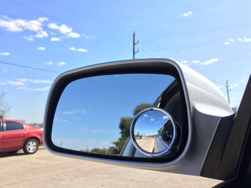 How To Use Blind Spot Mirrors Yourmechanic Advice