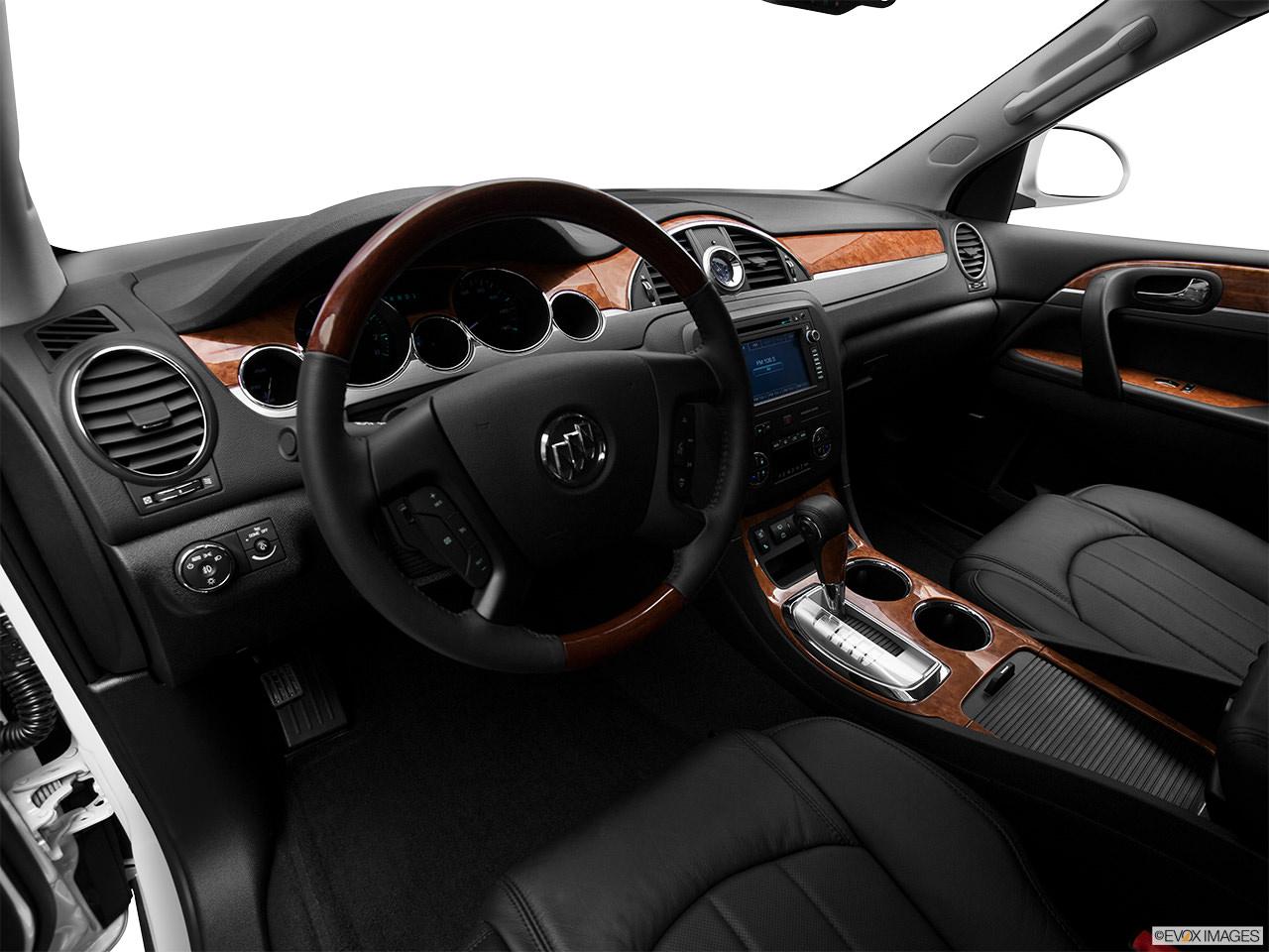 Buick Enclave 2012 Interior