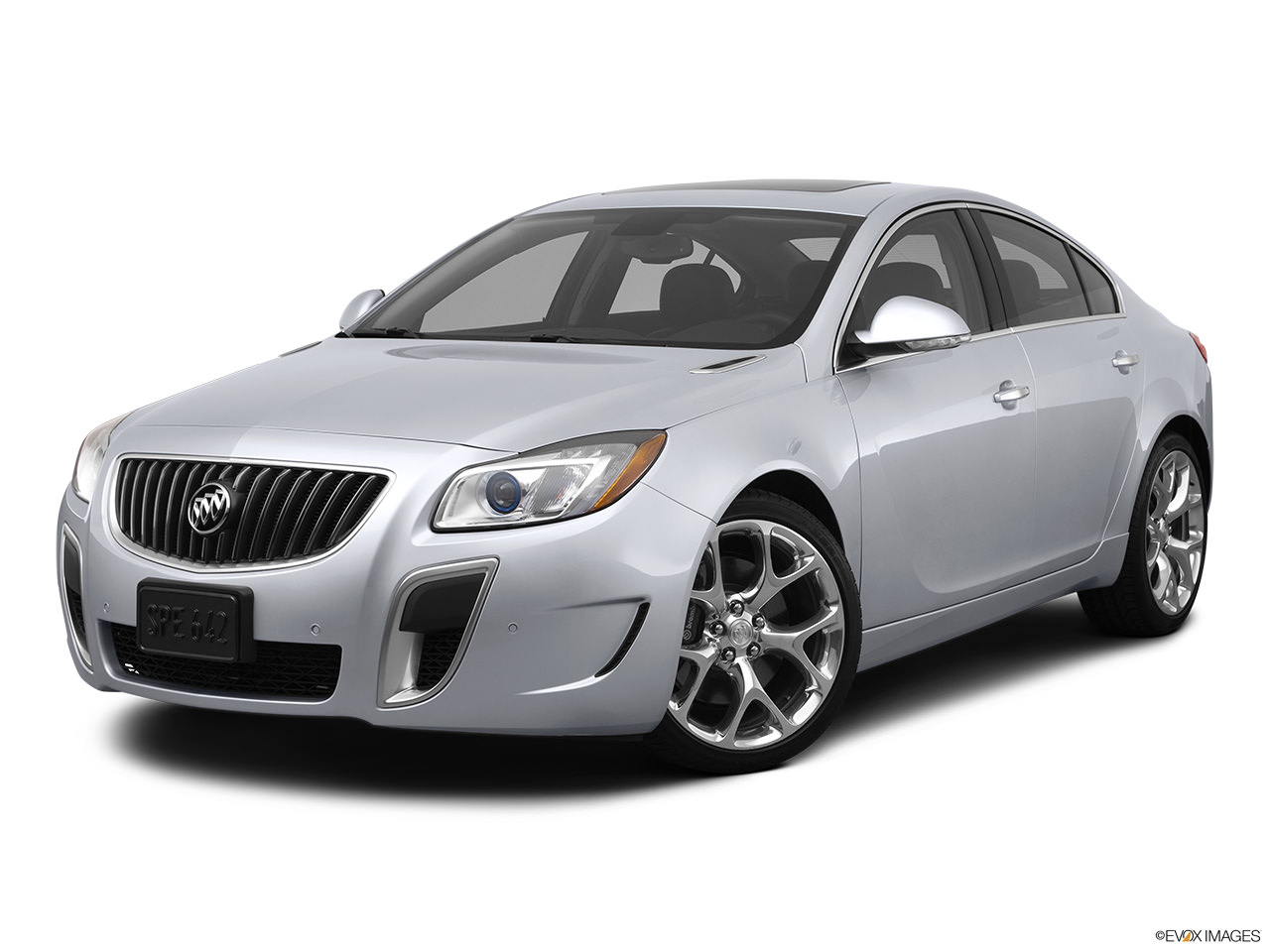 Buick Regal eAssist 2012