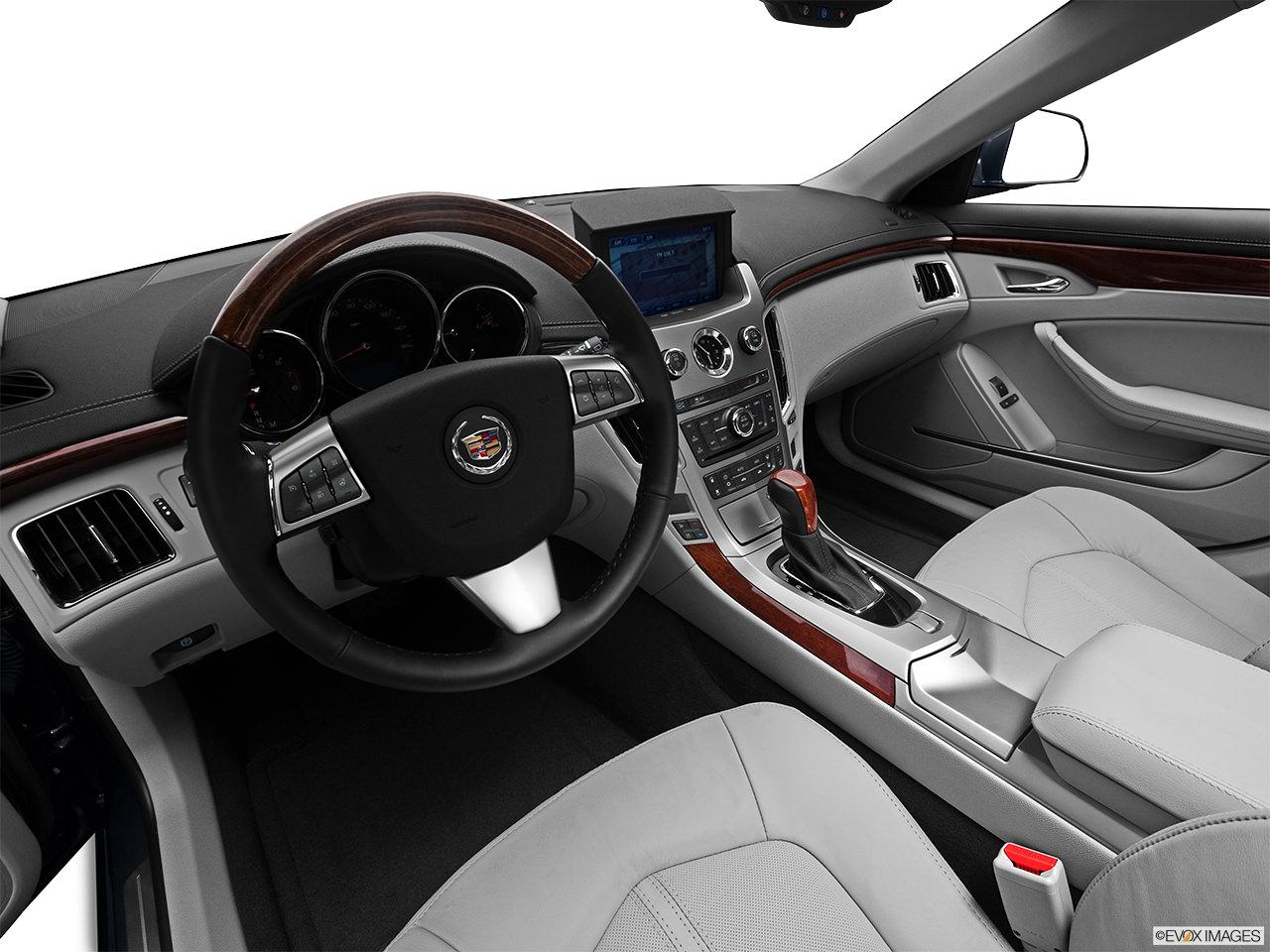 Cadillac CTS 2012 Interior