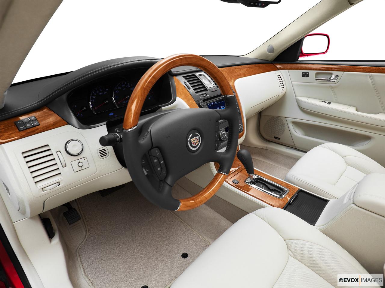 Cadillac DTS 2011 interior