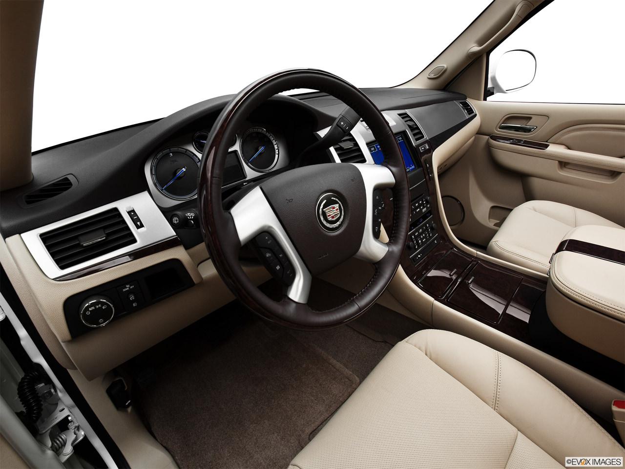 Cadillac Escalade ESV 2012 Interior