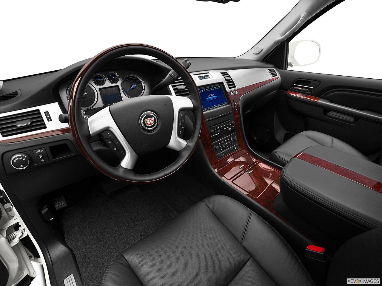 Cadillac Escalade EXT 2012 Interior