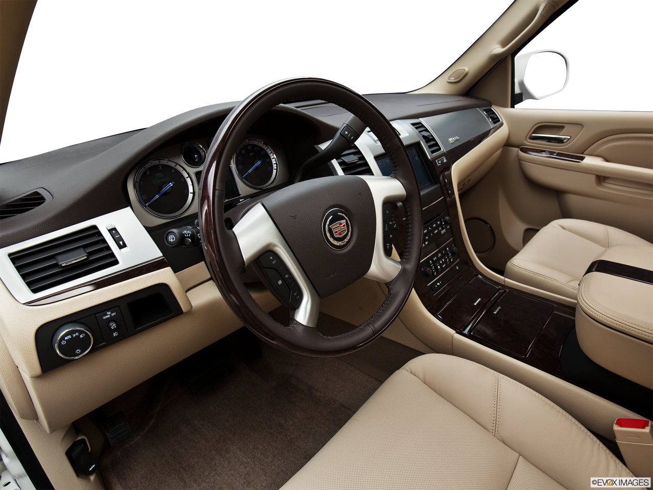 Cadillac Escalade Hybrid 2012 Interior