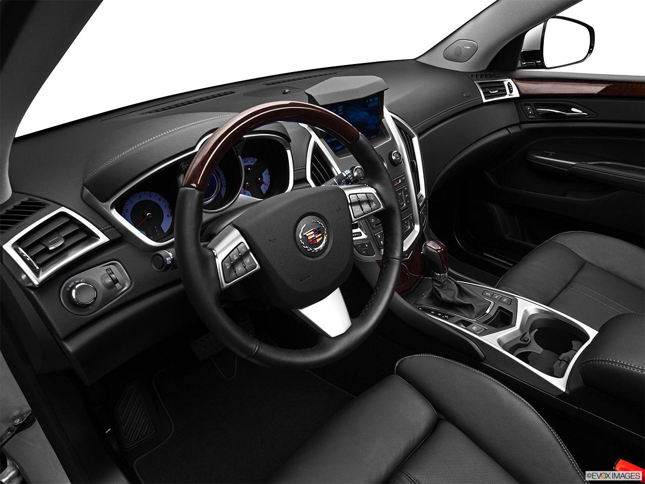 Cadillac SRX 2012 Interior