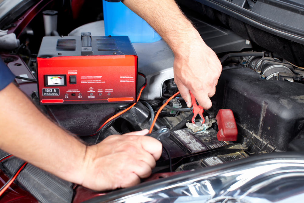 All About Car Battery Chargers Yourmechanic Advice