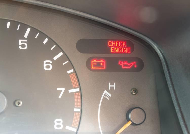 Car Check Engine Light