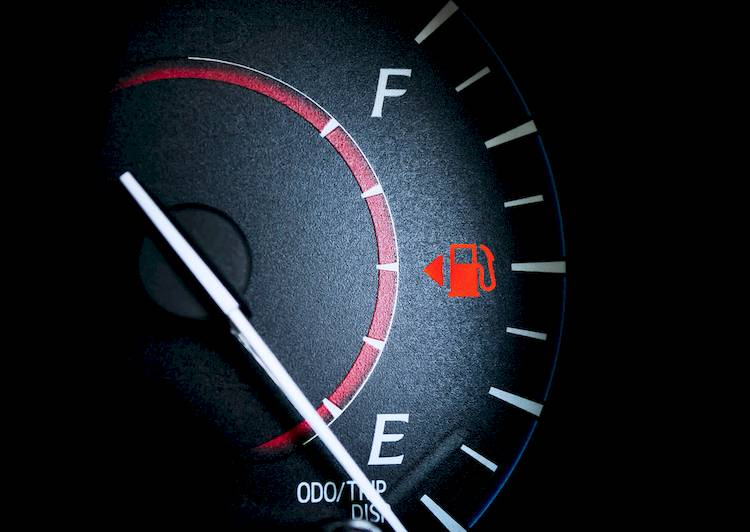Car Fuel Gauge