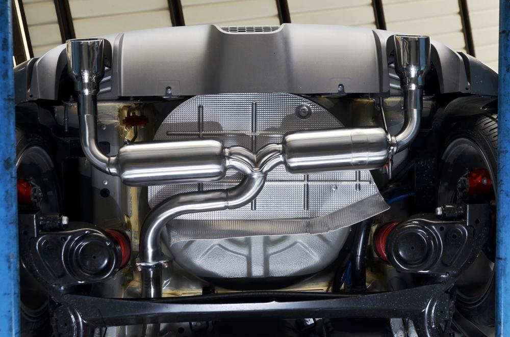 Car Muffler: Plete Exhaust System At Woreks.co
