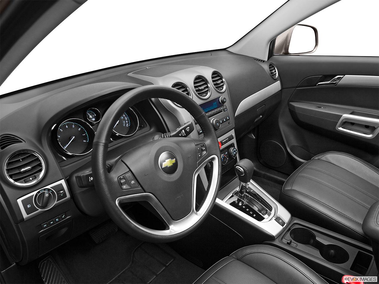 Chevrolet Captiva Sport 2012 Interior