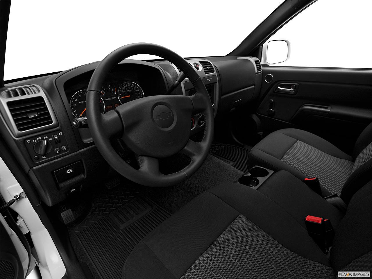 Chevrolet Colorado 2012 Interior