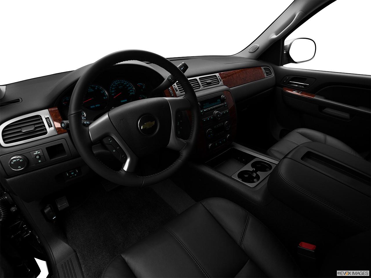 Chevrolet Suburban 2012 Interior