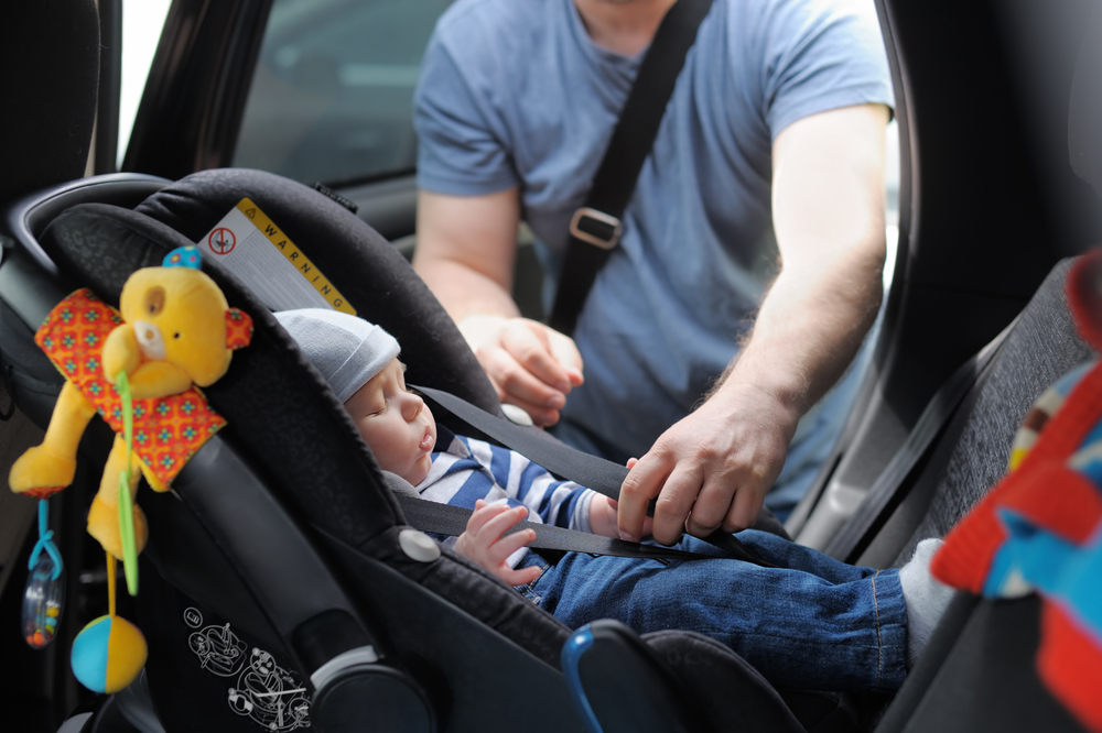 Child Car Seat Laws for All States