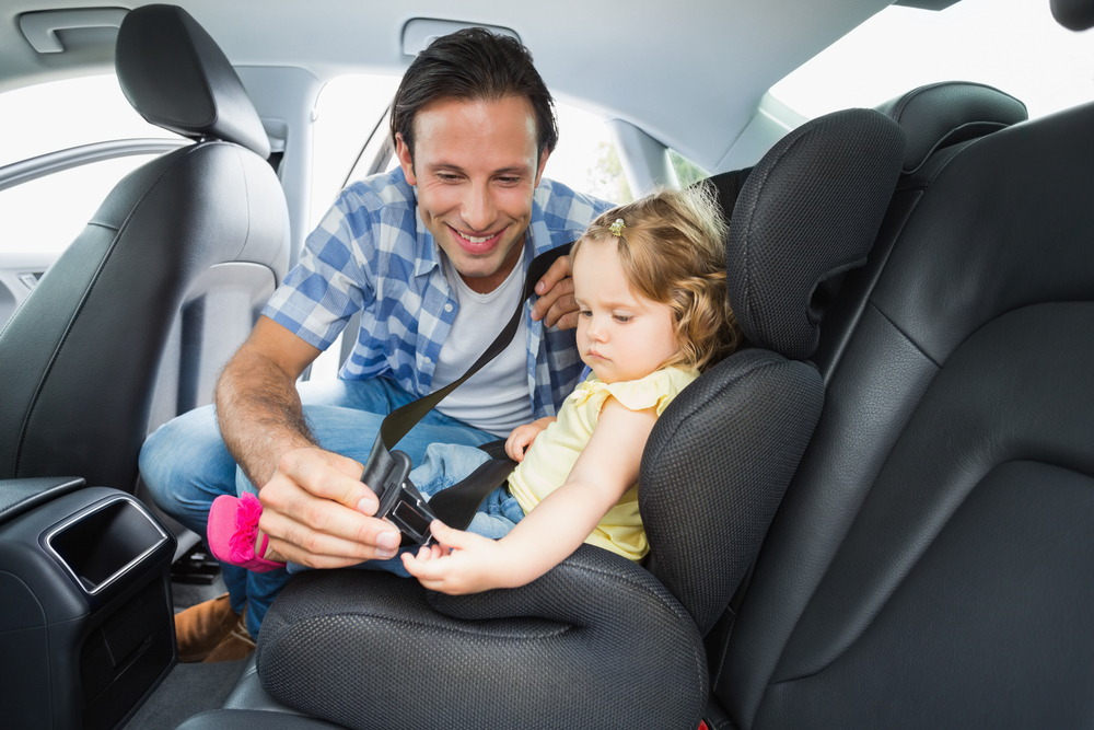 Child Seat Safety Laws in All States