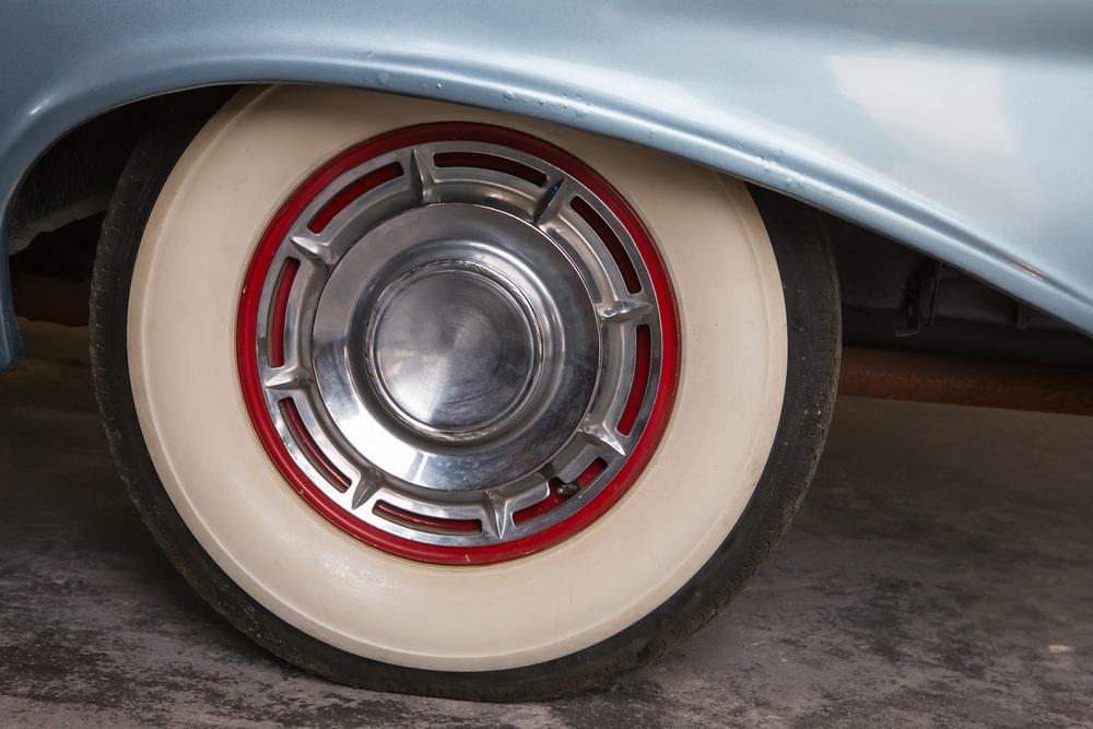Classic Car Tire