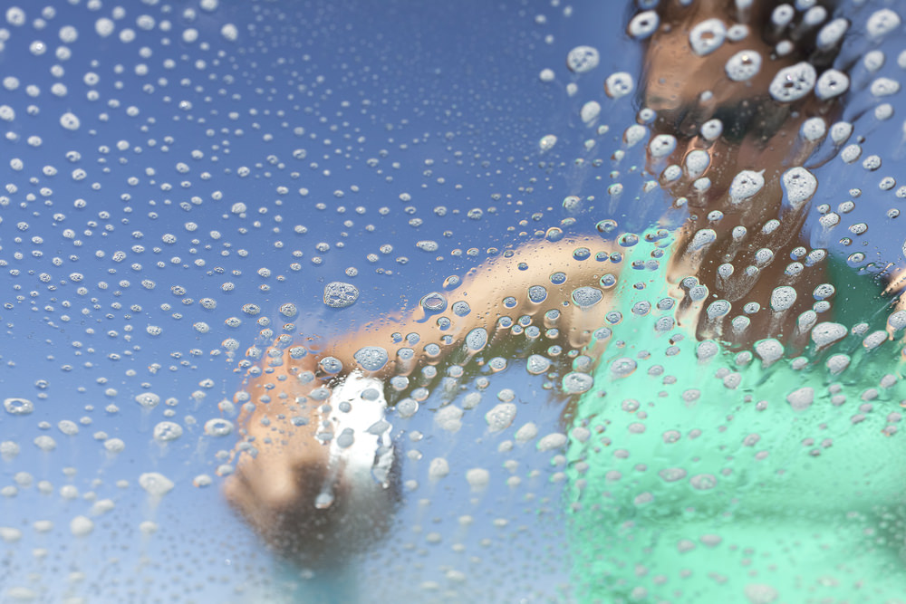 Clean Car Windows