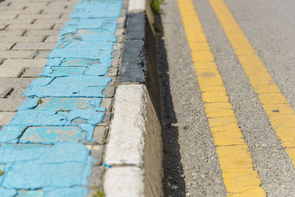 The Guide to Colored Curb Zones in West Virginia
