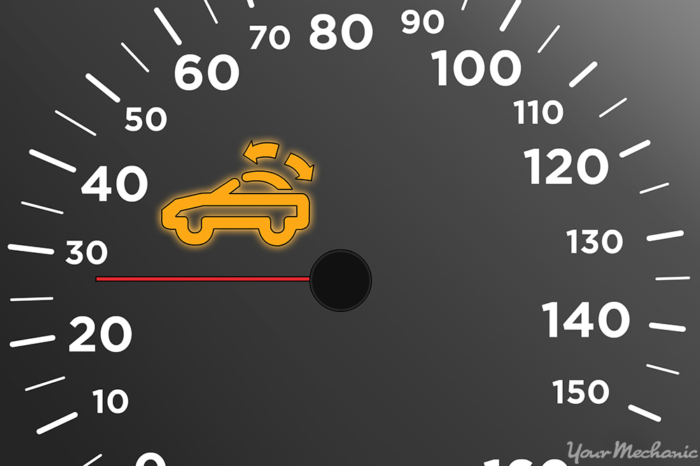 What Does the Convertible Roof Warning Light Mean?