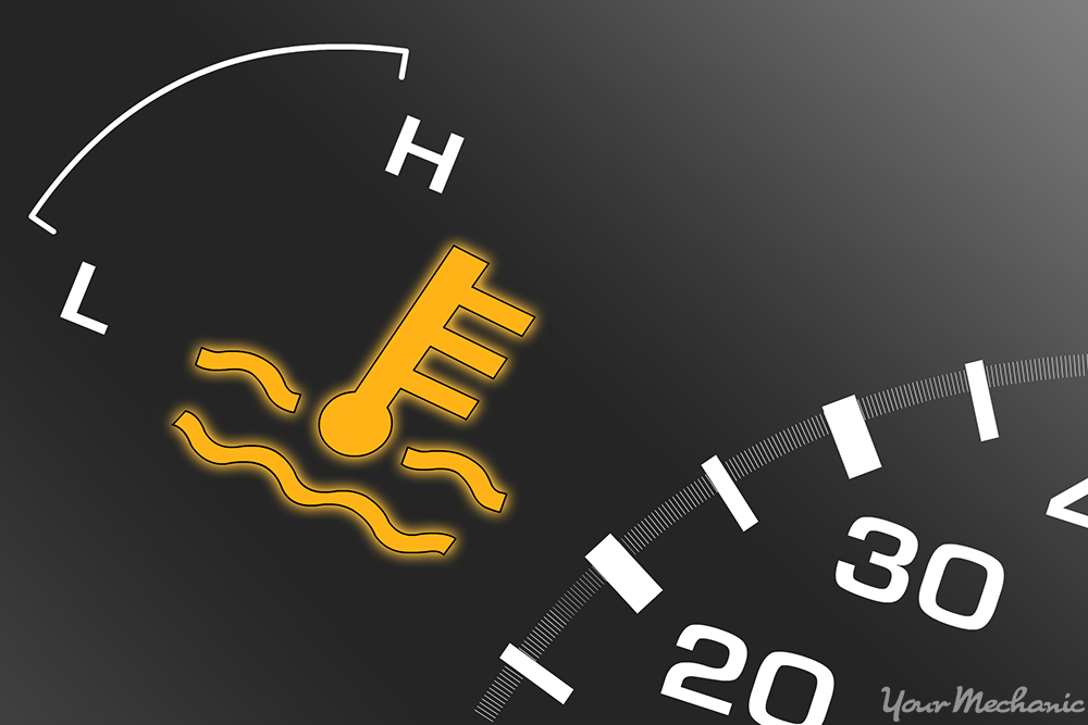What Does The Coolant Temperature Warning Light Mean Yourmechanic