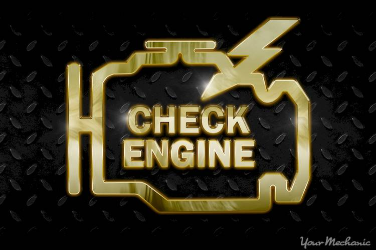 diagnostic check engine light logo
