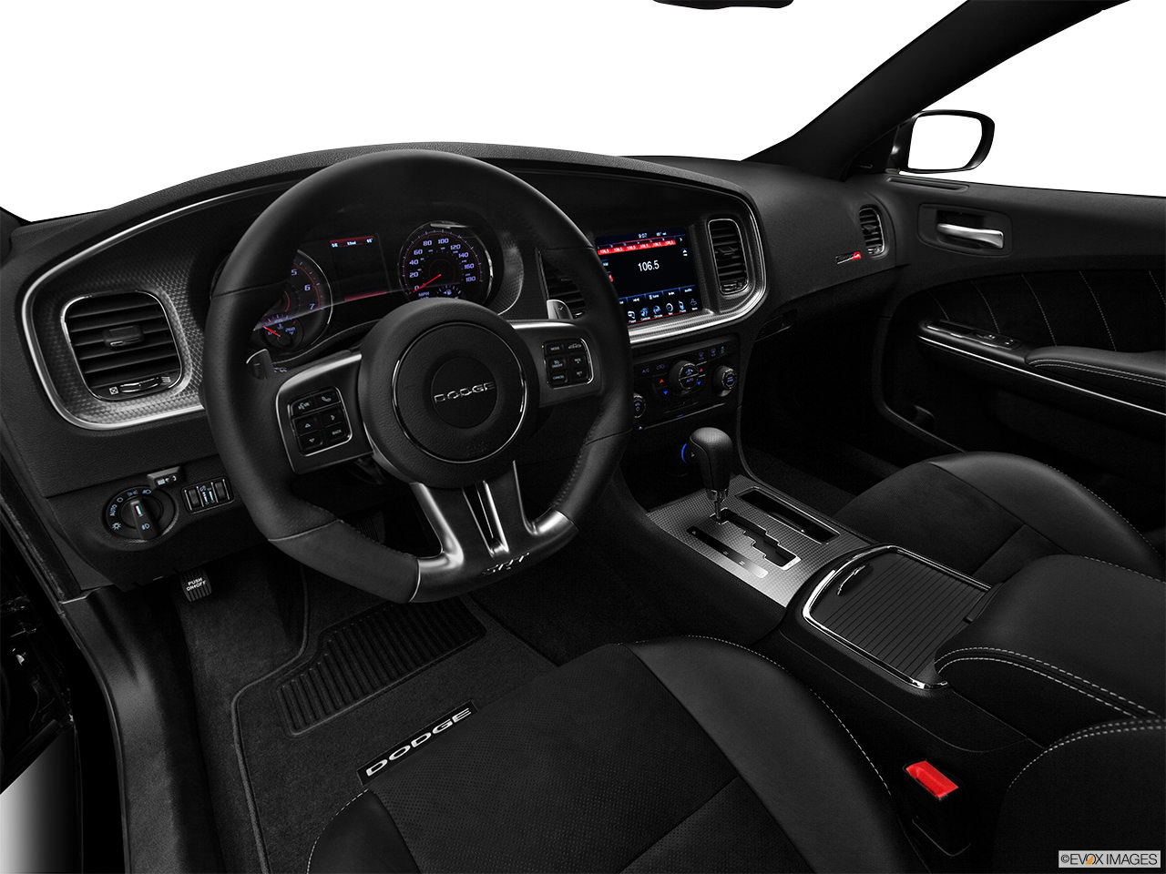 Dodge Charger 2012 Interior