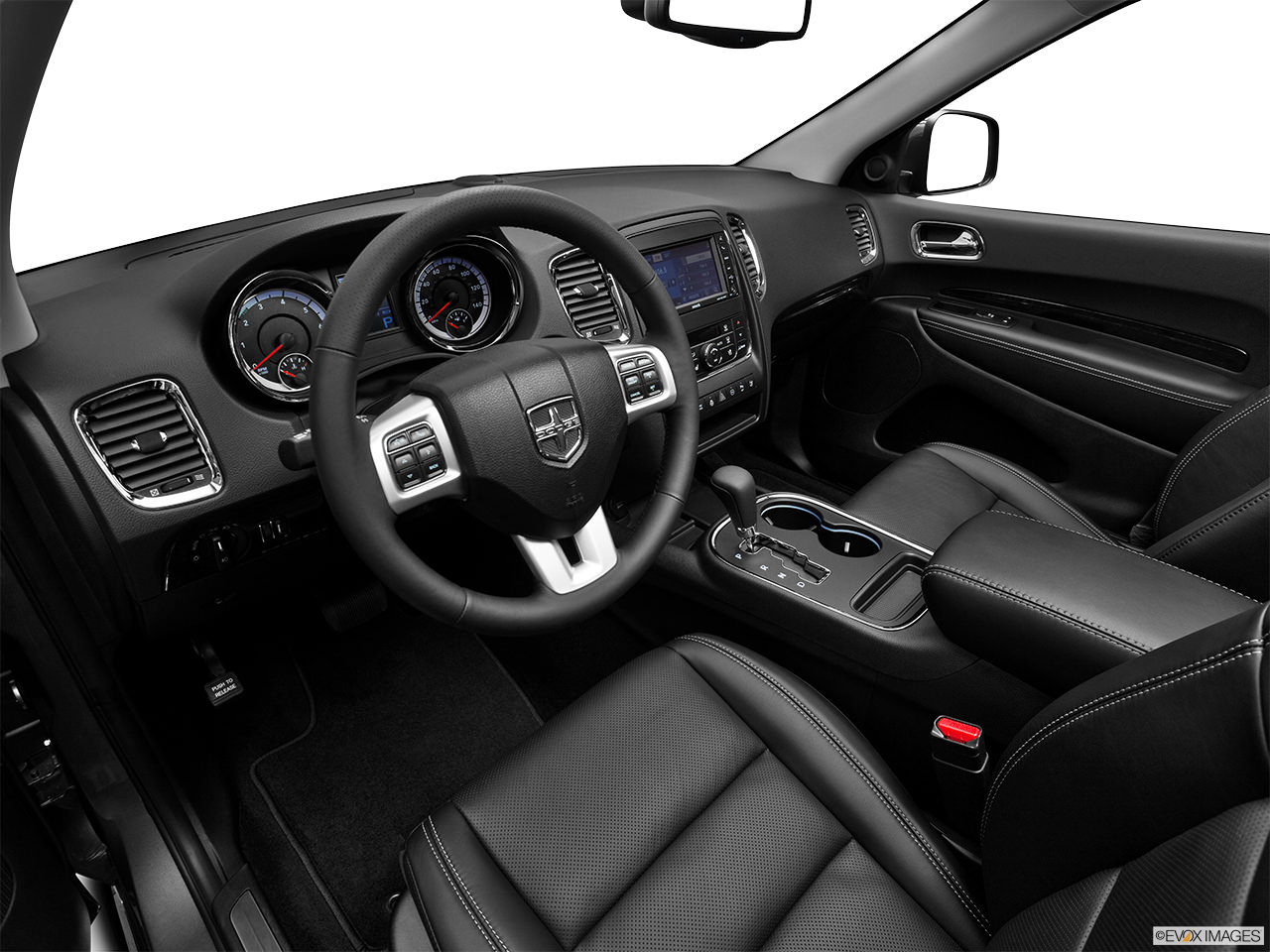 Dodge Durango 2012 Interior