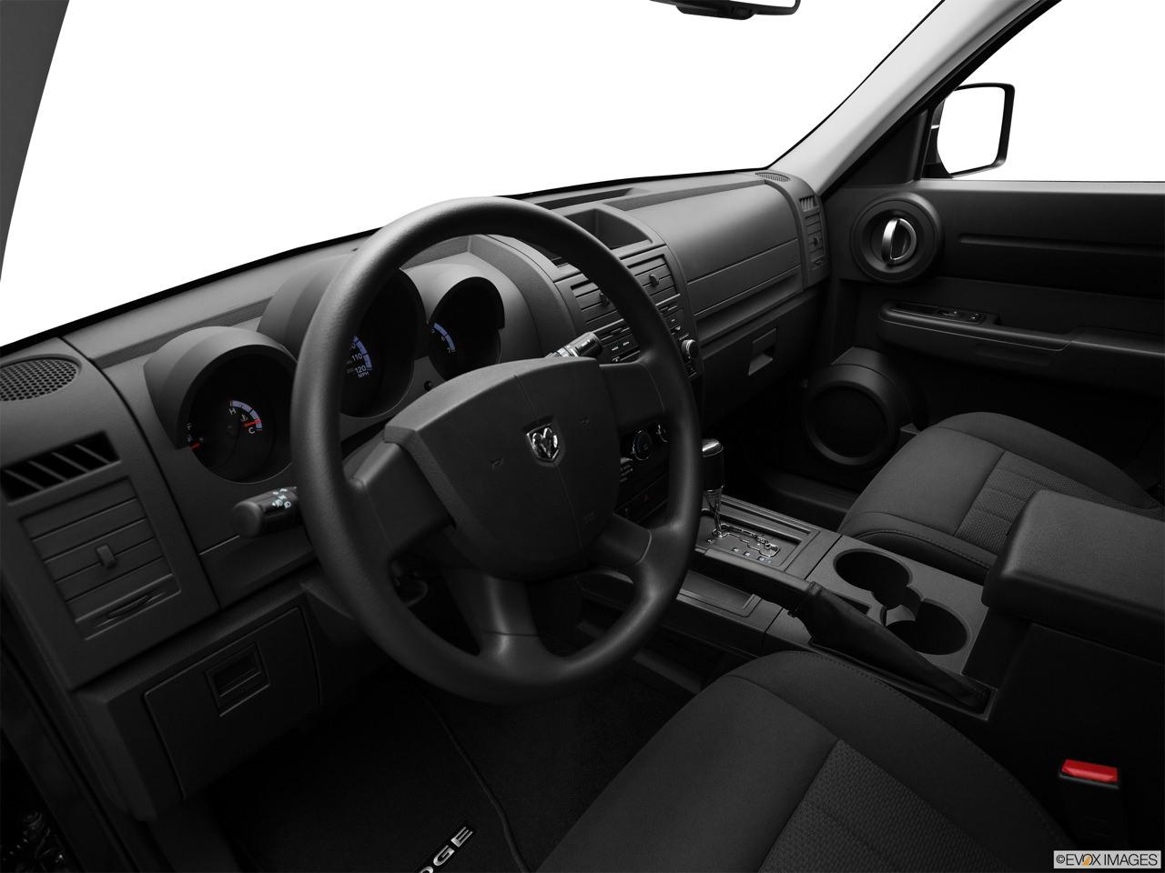 Dodge Nitro 2011 Interior