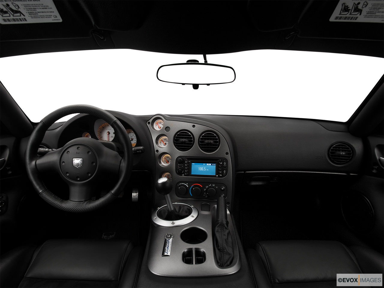 Dodge Viper 2010 interior
