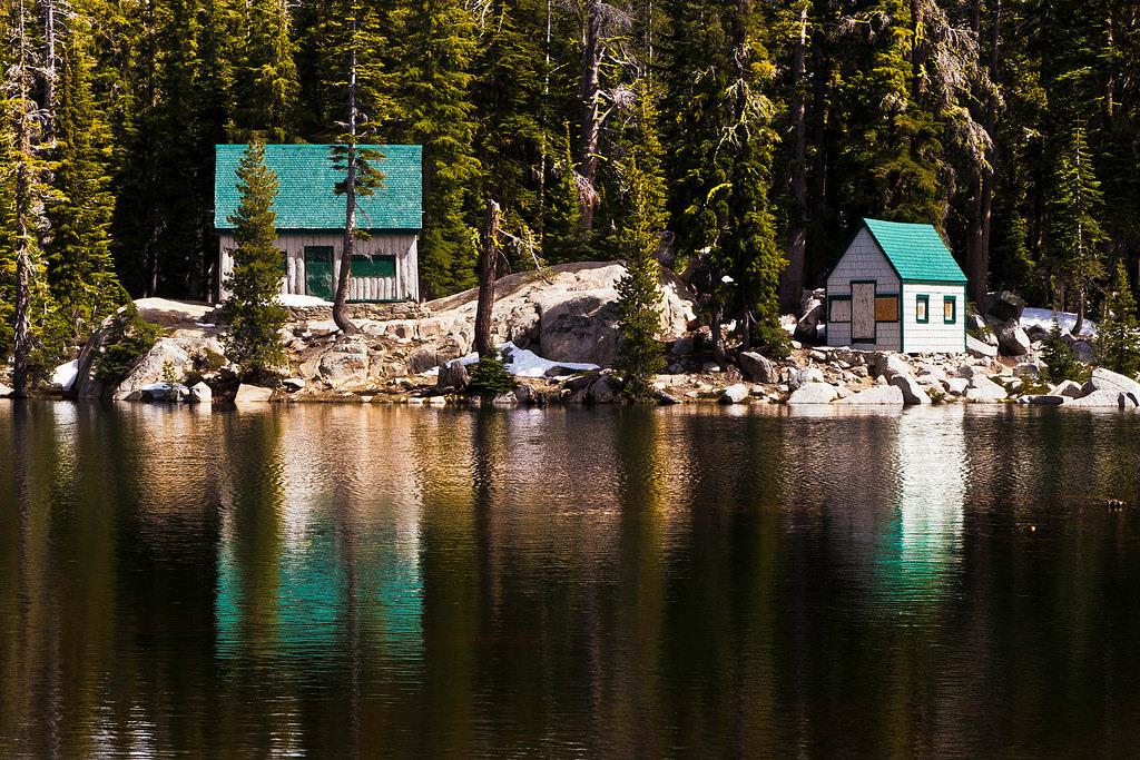 Ebbett's Pass Scenic Byway Northern California