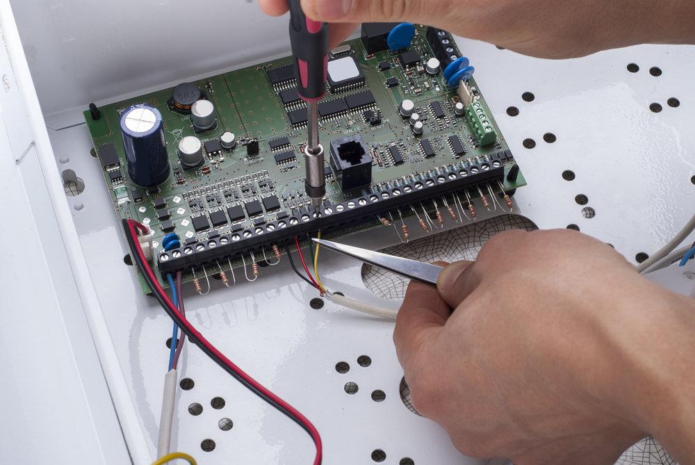 electrical control unit II