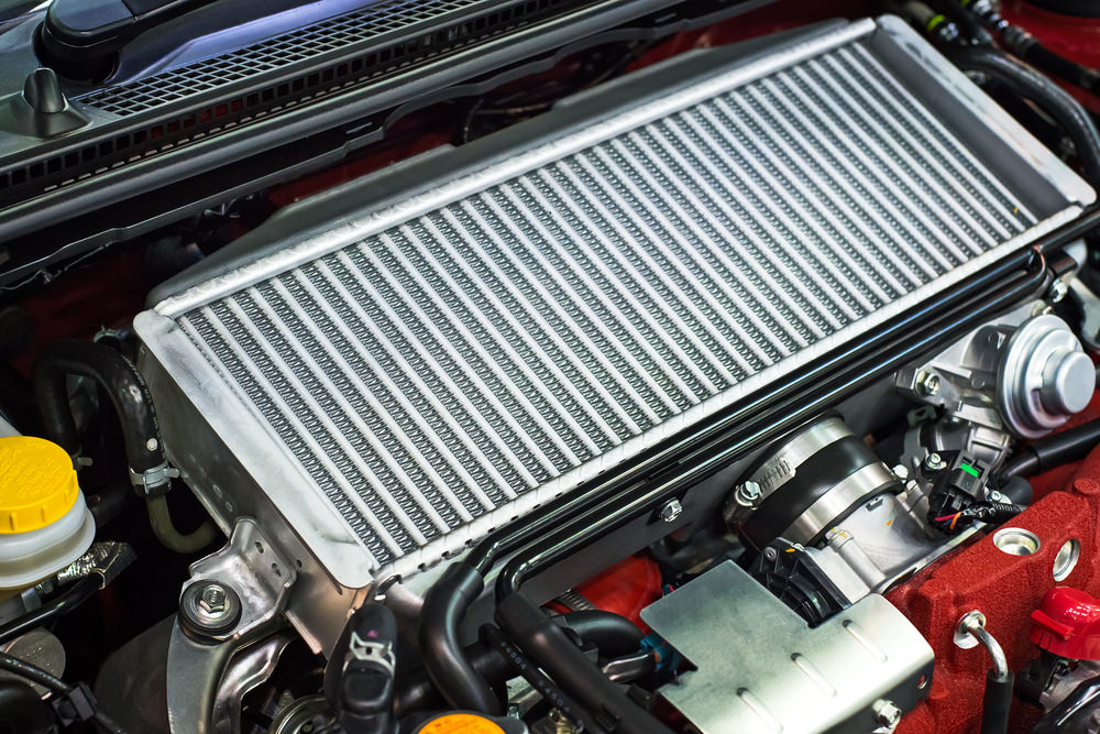 enginecarradiator