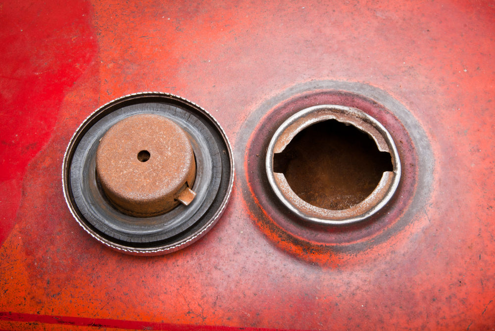 Old Gasoline