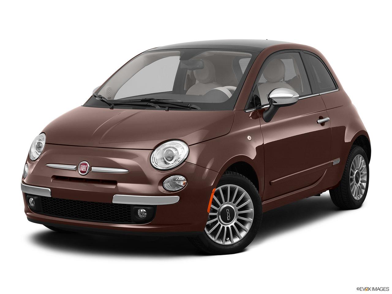 Fiat 500 2012