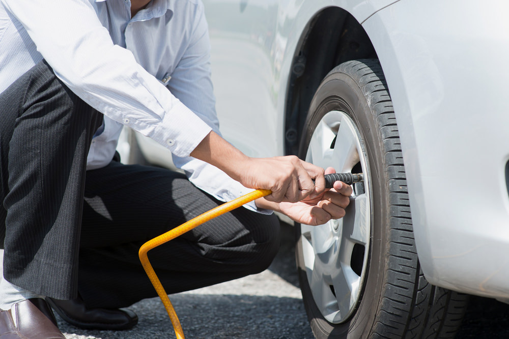 Filling Tires