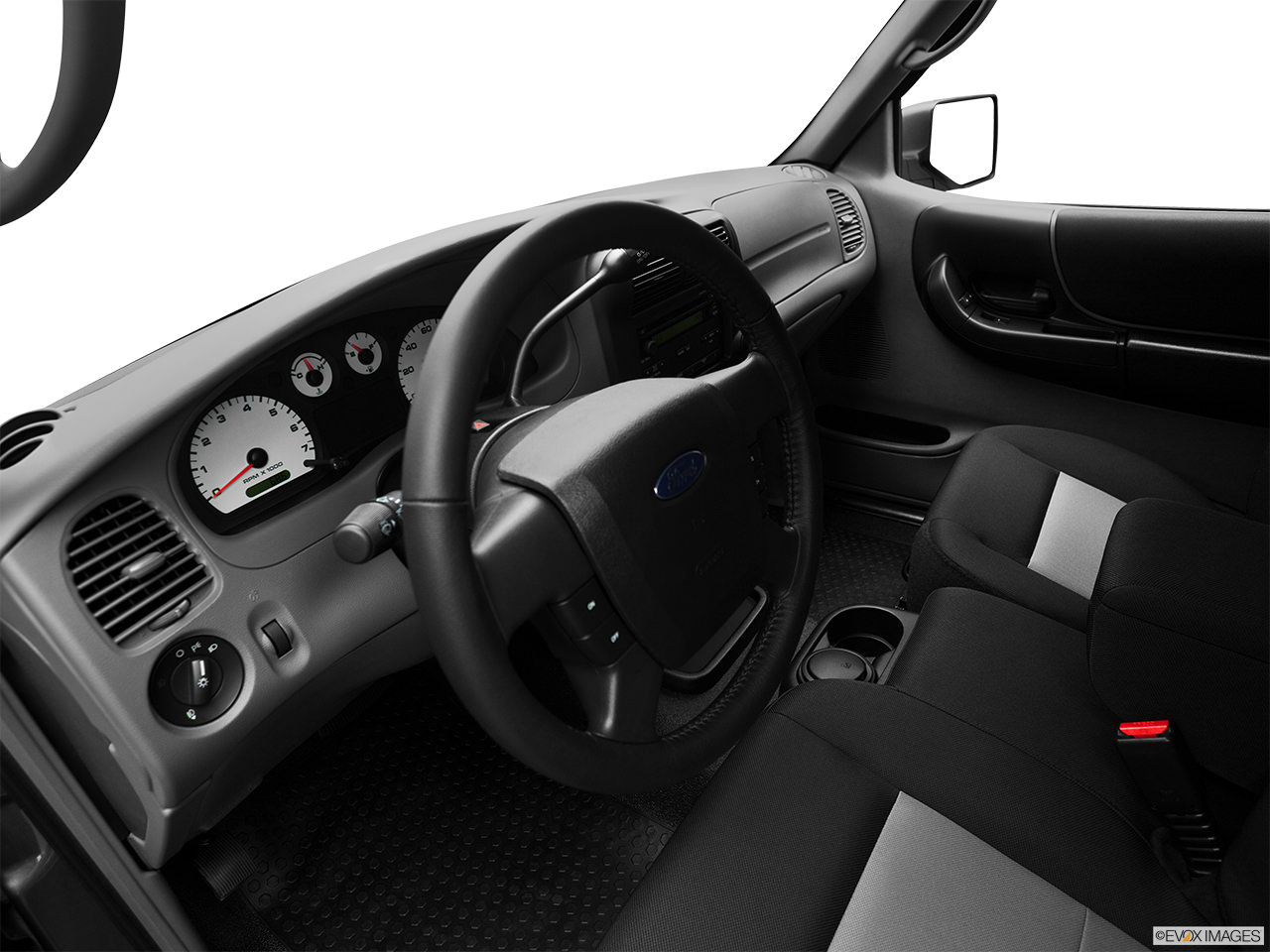 Ford Ranger 2011 Interior