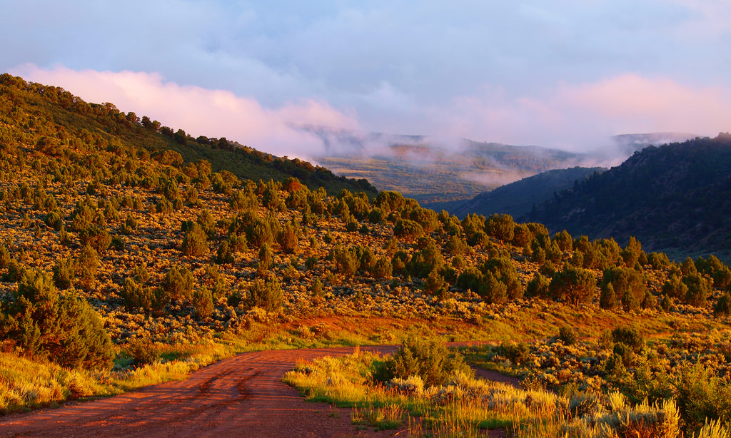 Frontier Pathways Scenic Byway Colorado