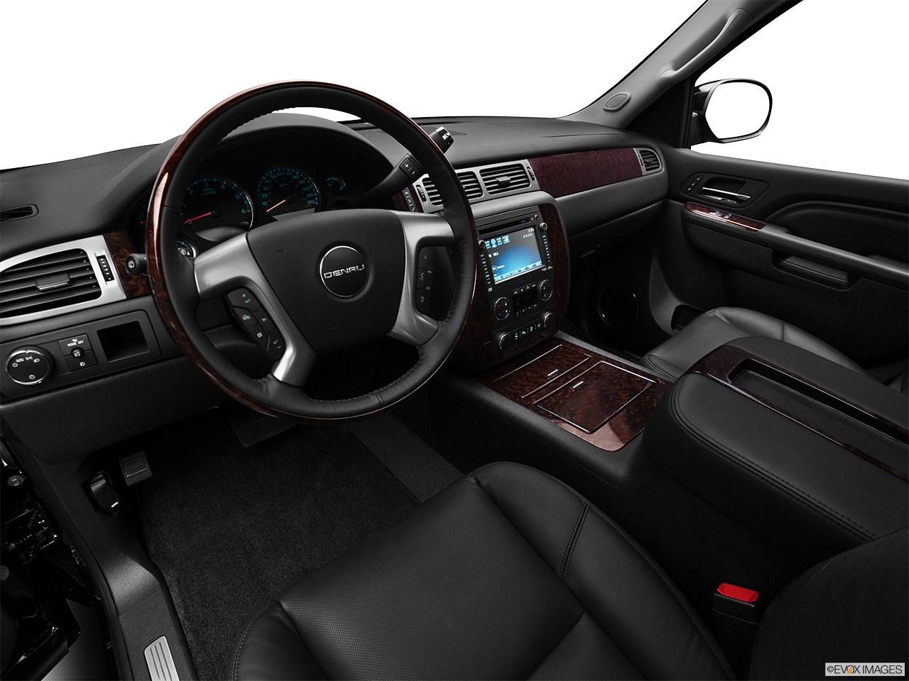 GMC Yukon XL 2012 Interior