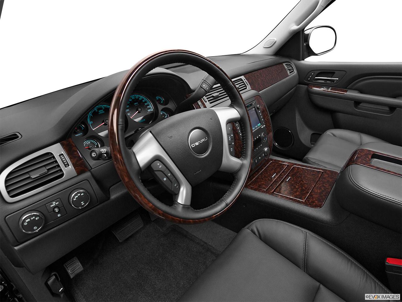 Yukon Hybrid 2012 Interior