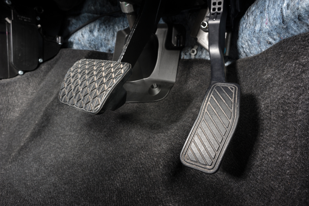 Symptoms Of A Bad Or Failing Throttle Accelerator Pedal Position